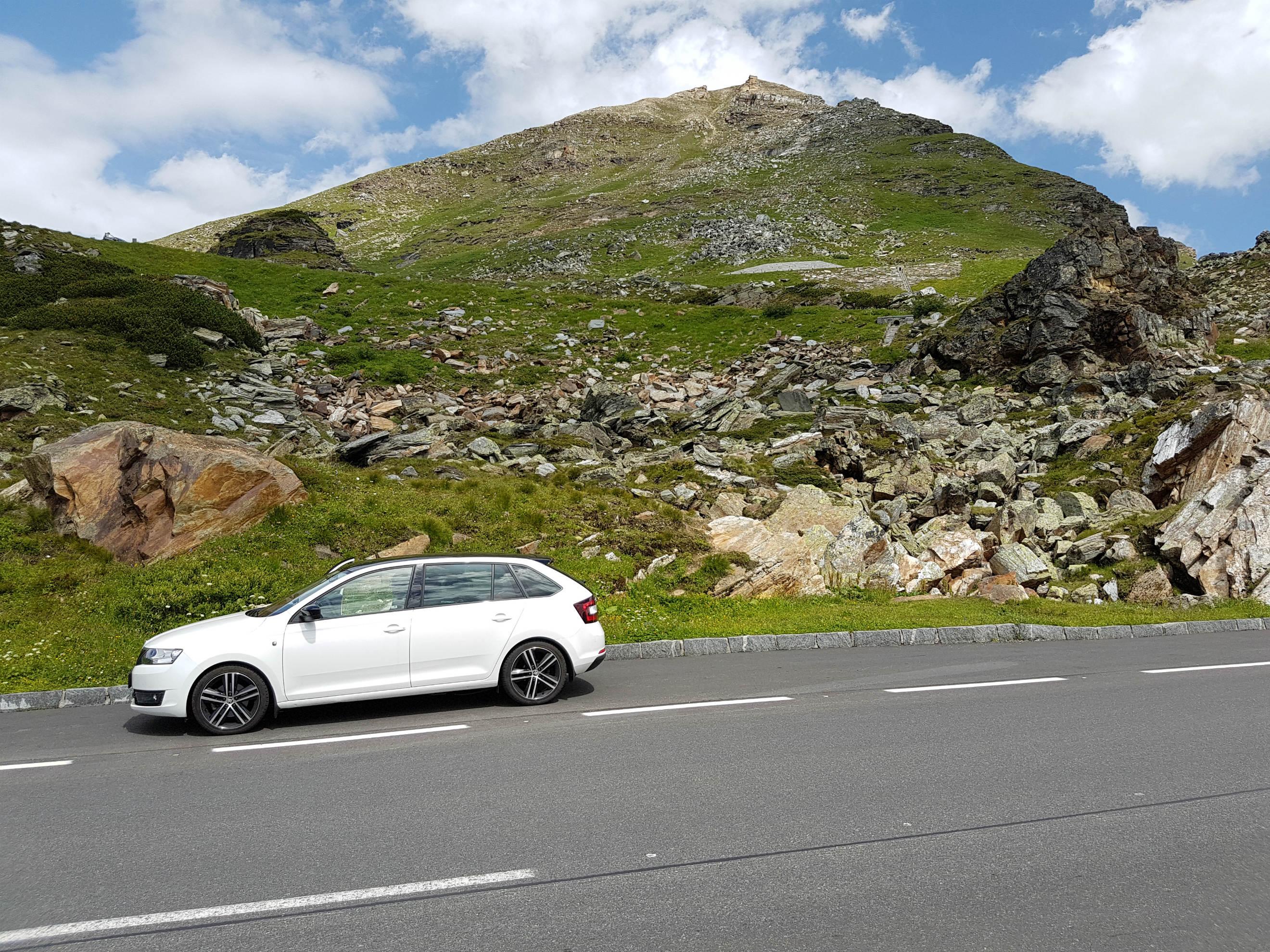 grossglockner-horsky-prechod-cesta-rakusko