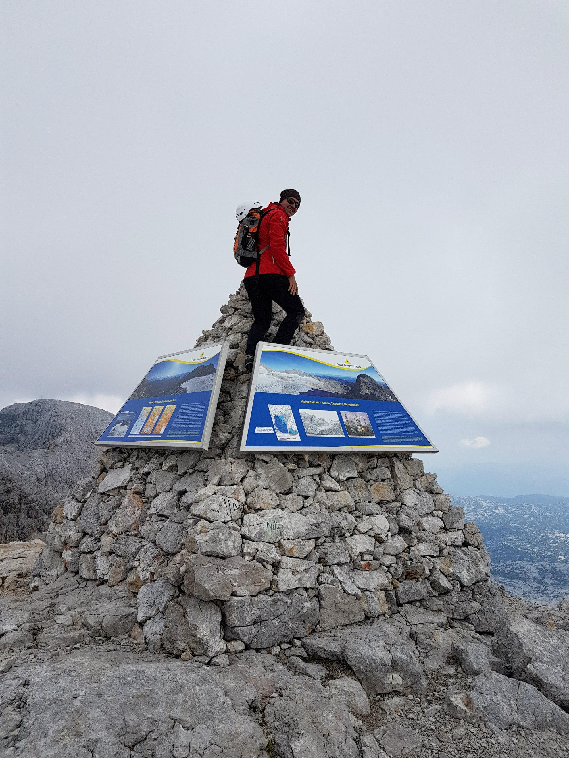 gjaidstein-pyramida-vrchol-rakuske-alpy