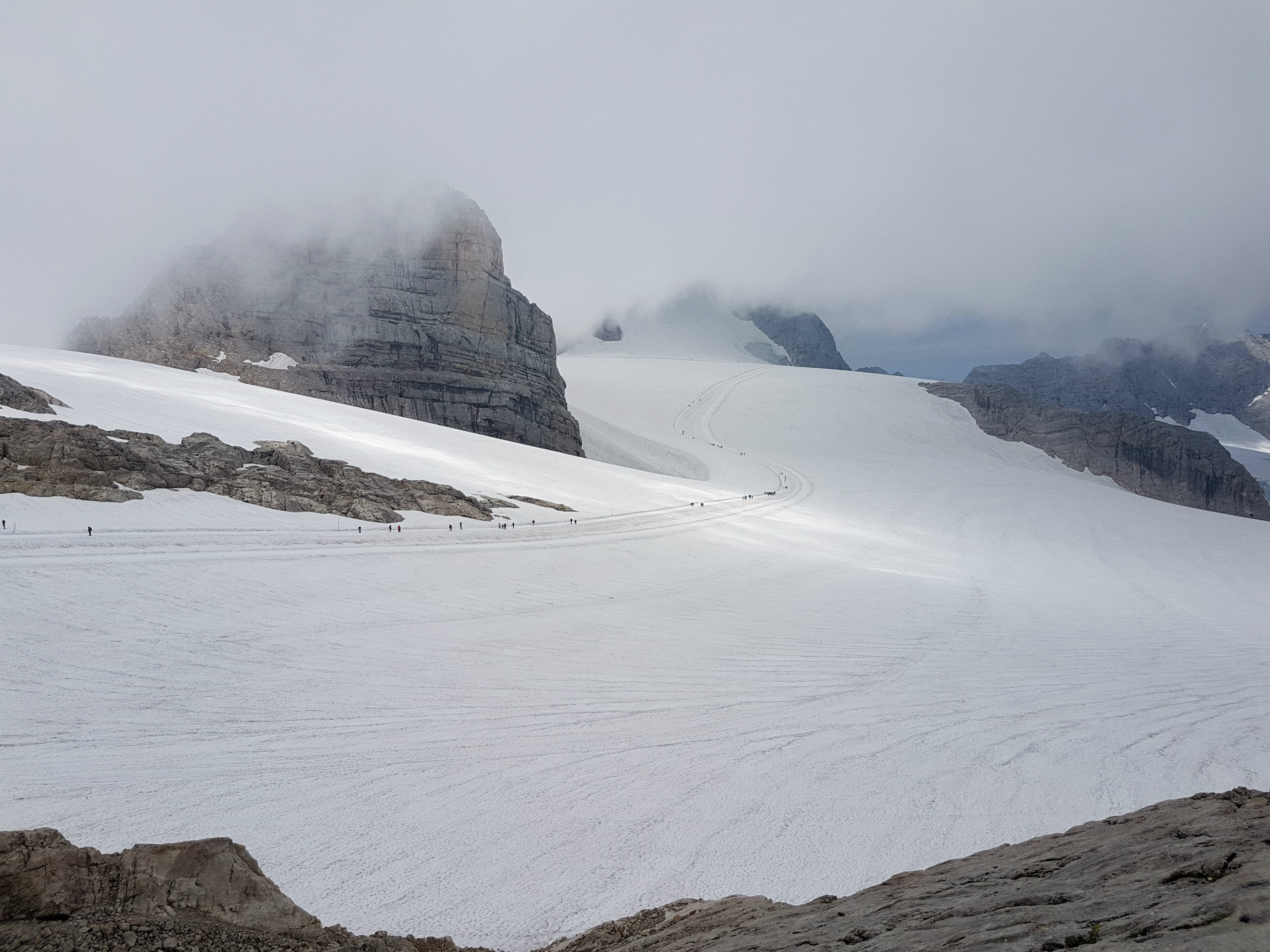 hoher-dachstein-vrcholky-kopca-ladovca