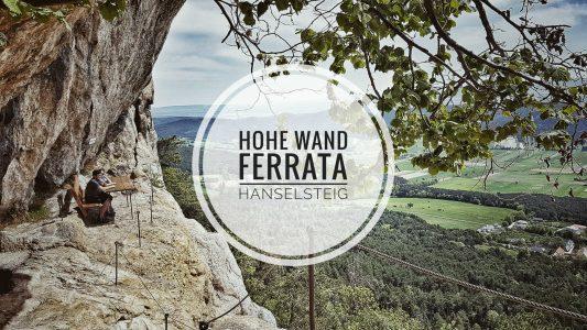 Hohe Wand – Ferrata Hanselsteig