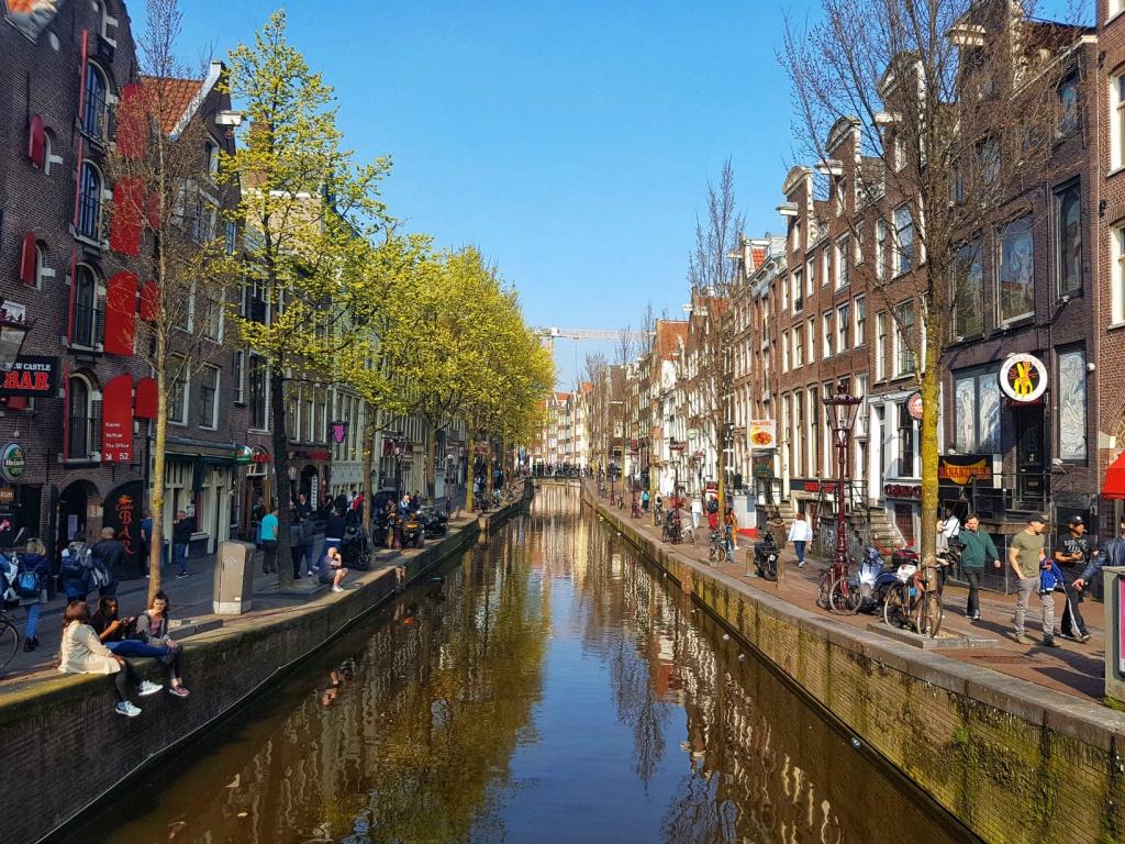 amsterdam-centrum-holandsko