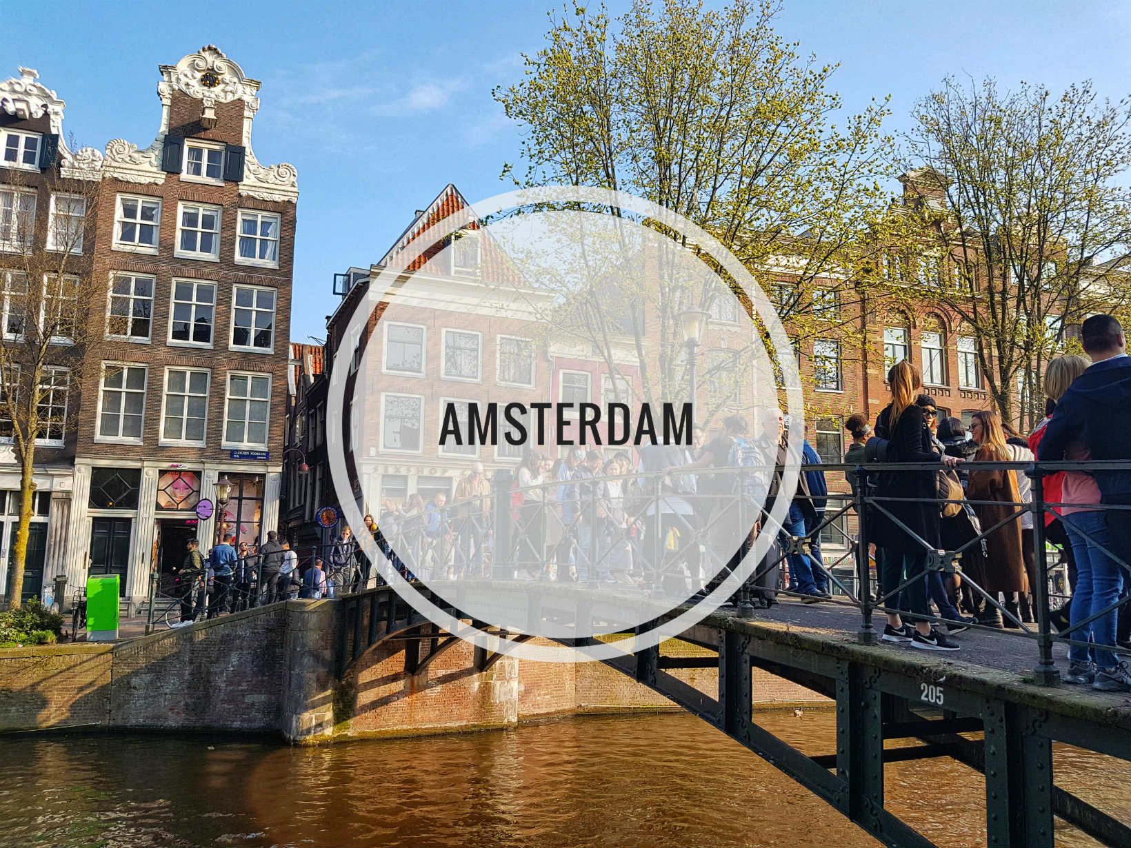 Amsterdam – Zaujímavosti mesta