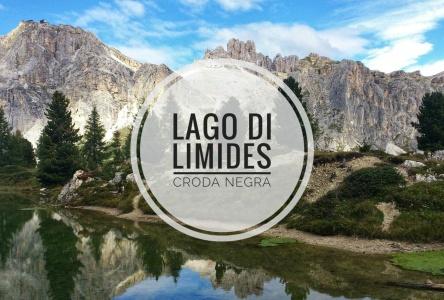 Lago di Limides (Limedes) a Croda Negra