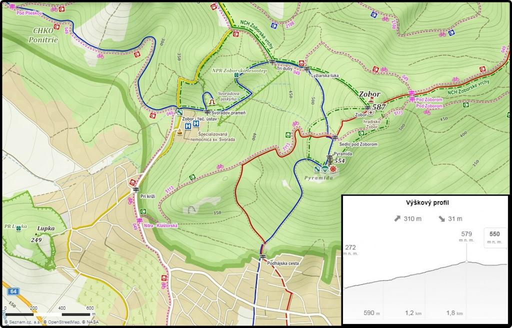 turisticka-mapa-vystupu-na-zobor