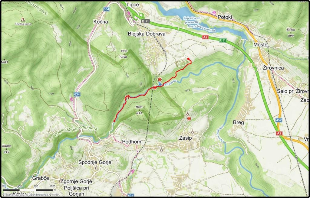 mapa-rokliny-vintgar-v-slovinsku