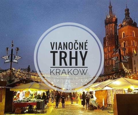 Vianočné trhy Krakow