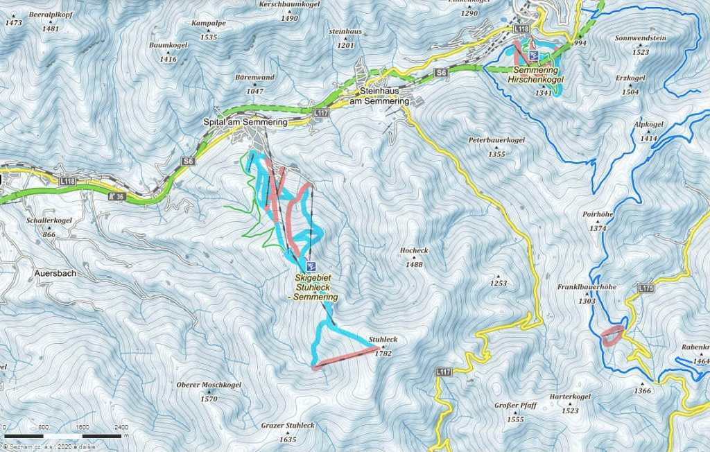 mapa-lyziarskeho-strediska-stuhleck