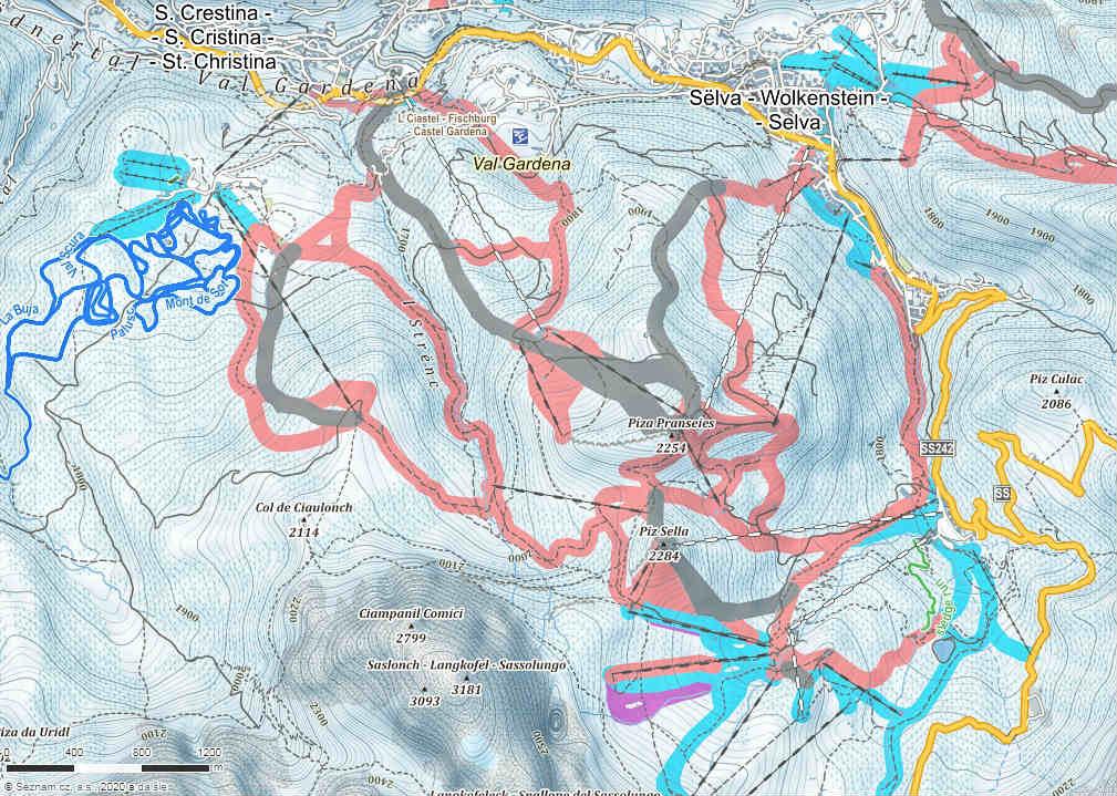 mapa-lyziarskeho-strediska-val-gardena