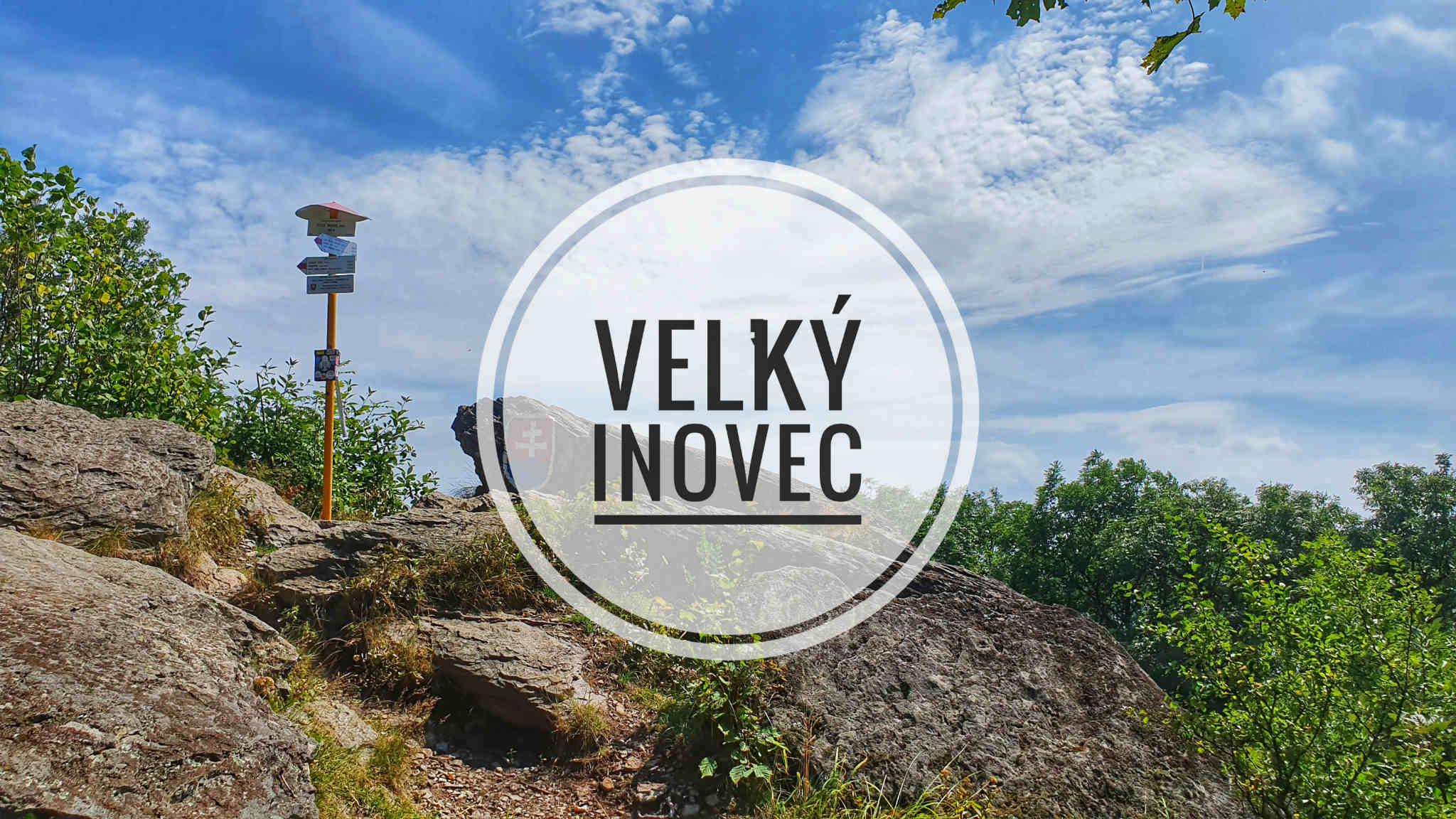 Veľký Inovec – Pohronský Inovec
