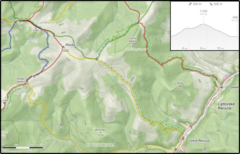 mapa-vysupu-na-vrchol-ploska