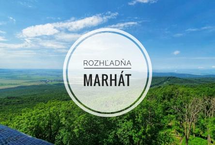 Rozhľadňa Marhát – Považský Inovec
